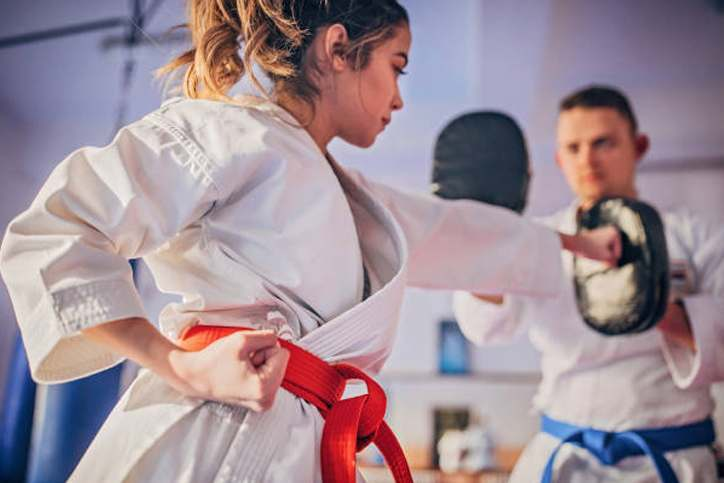 Teen1, Juneau Karate Academy Juneau AK