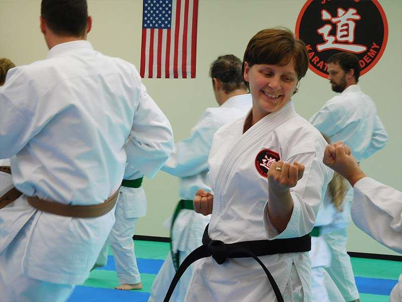 adult martial arts classes in Juneau