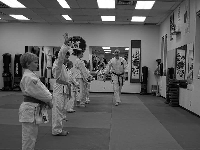 kids martial arts classes in Juneau