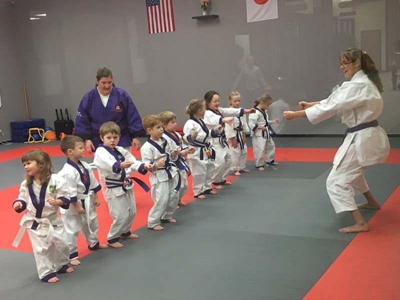 preschool martial arts classes in Juneau