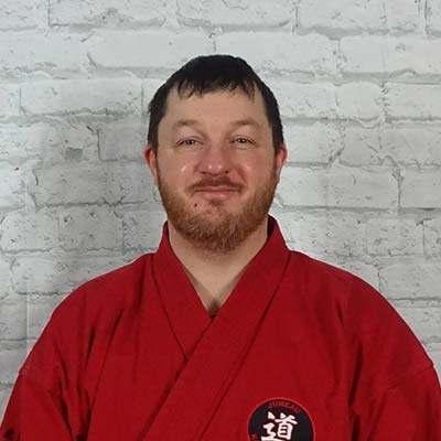 Mr JK Mitchell, Juneau Karate Academy Juneau AK