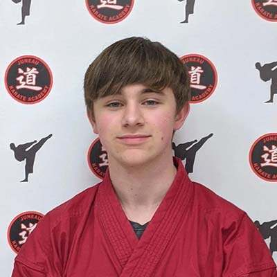 Mr Lucas Thompson, Juneau Karate Academy Juneau AK