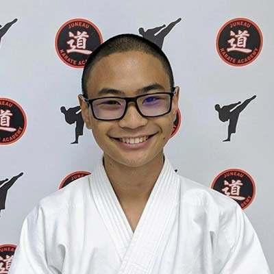 Mr Rishon Lumbab, Juneau Karate Academy Juneau AK