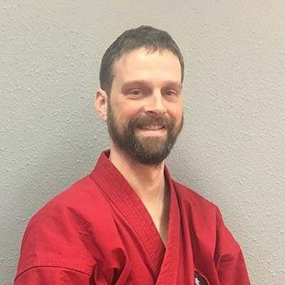 Mr Sean Conrad, Juneau Karate Academy Juneau AK
