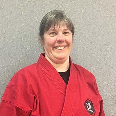 Mrs Sarah Satre, Juneau Karate Academy Juneau AK