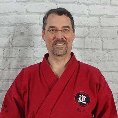 Sensei Greg Smith, Juneau Karate Academy Juneau AK