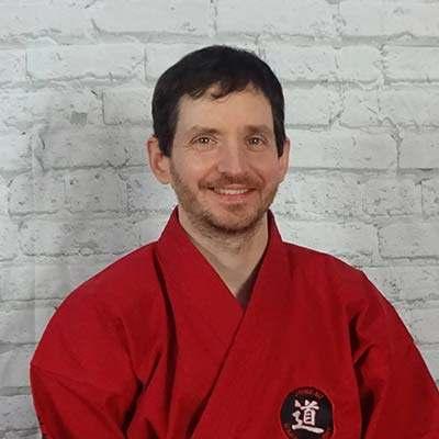 Sensei Kevin Puustinen, Juneau Karate Academy Juneau AK